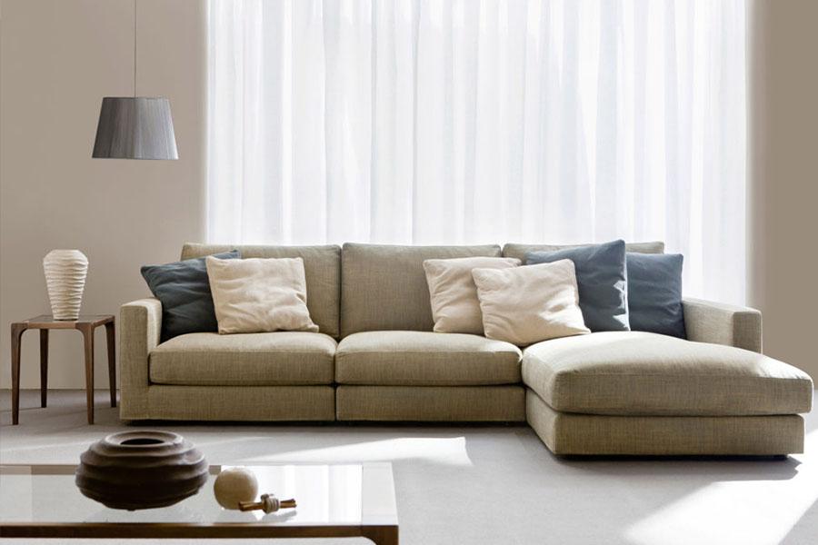divano tessile